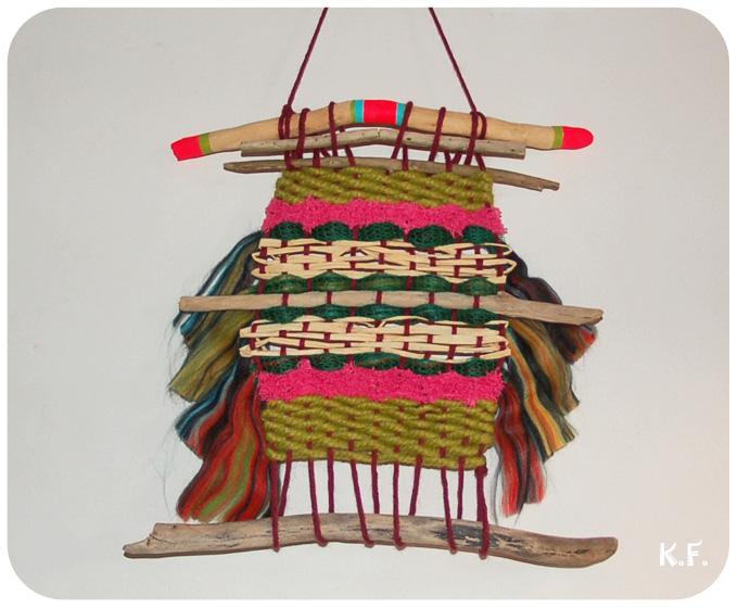 DIY tissage par Kameleon Factory