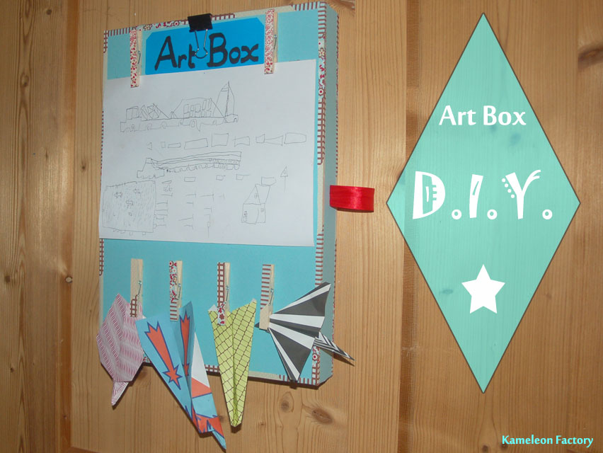 La Box Art en DIY