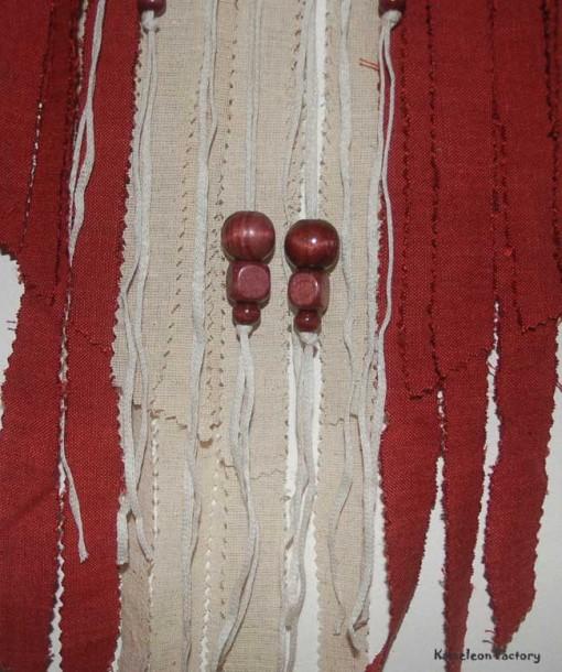 Dreamcatcher coton et lin