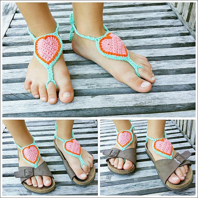 barefoot sandals pour enfant