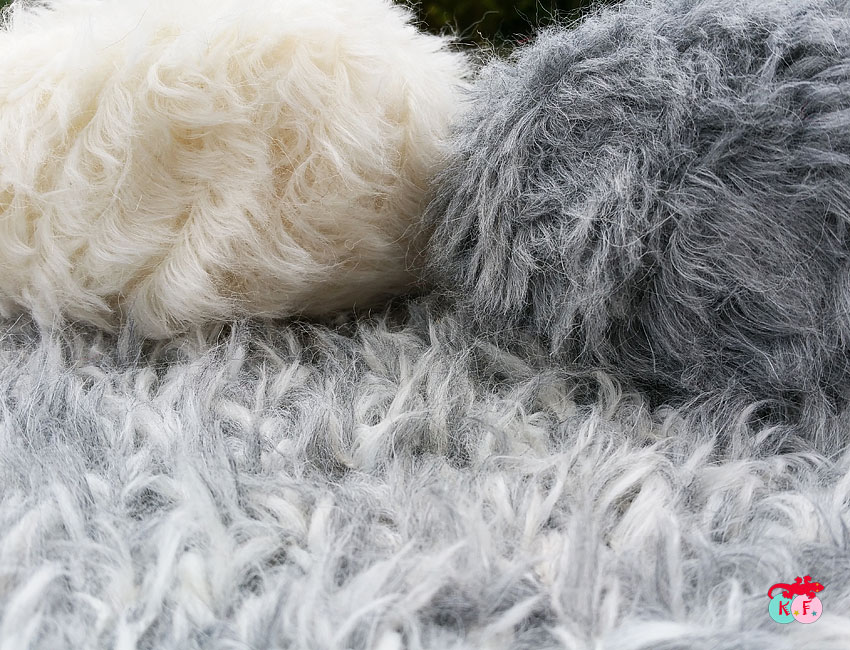 tricot fourrure