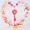 Clé pour la vie en rose