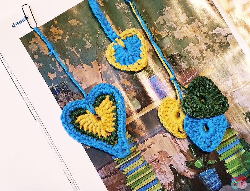 inspiration couleur et crochet