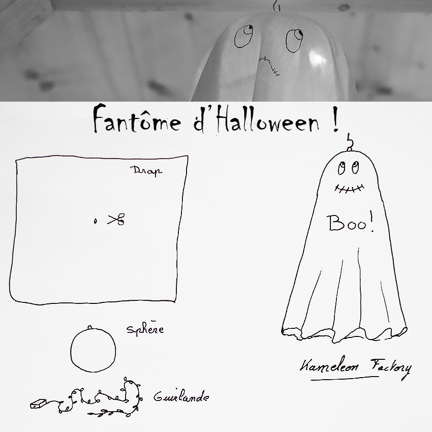 schema diy fantôme