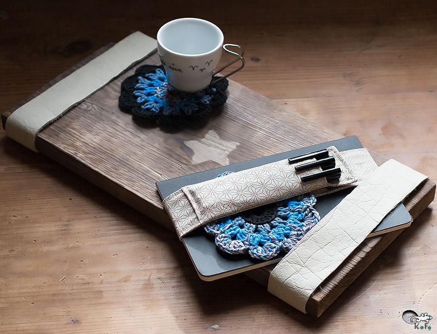 Yakisugi, pour l'amour du bois sur un plateau