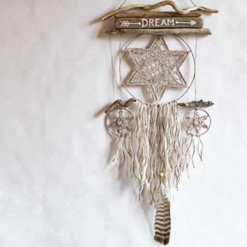 dreamcatcher étoile des bois