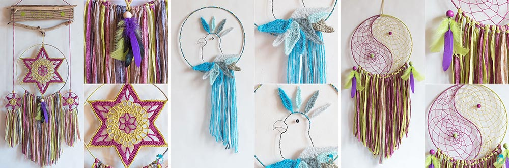 dreamcatcher kameleon factory sur la boutique