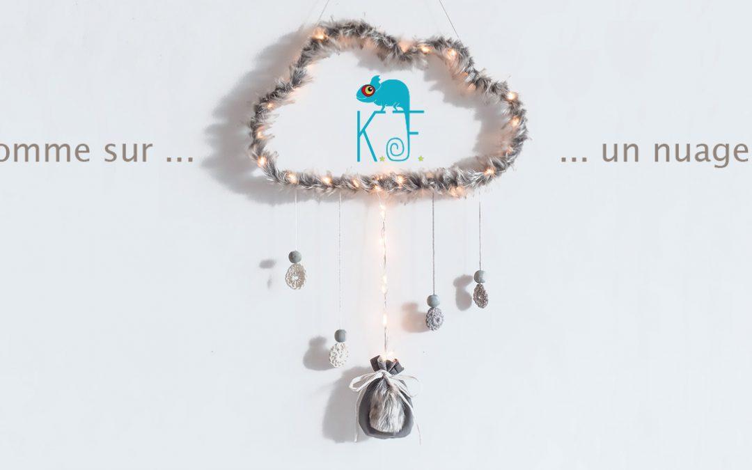 Comme sur un nuage …