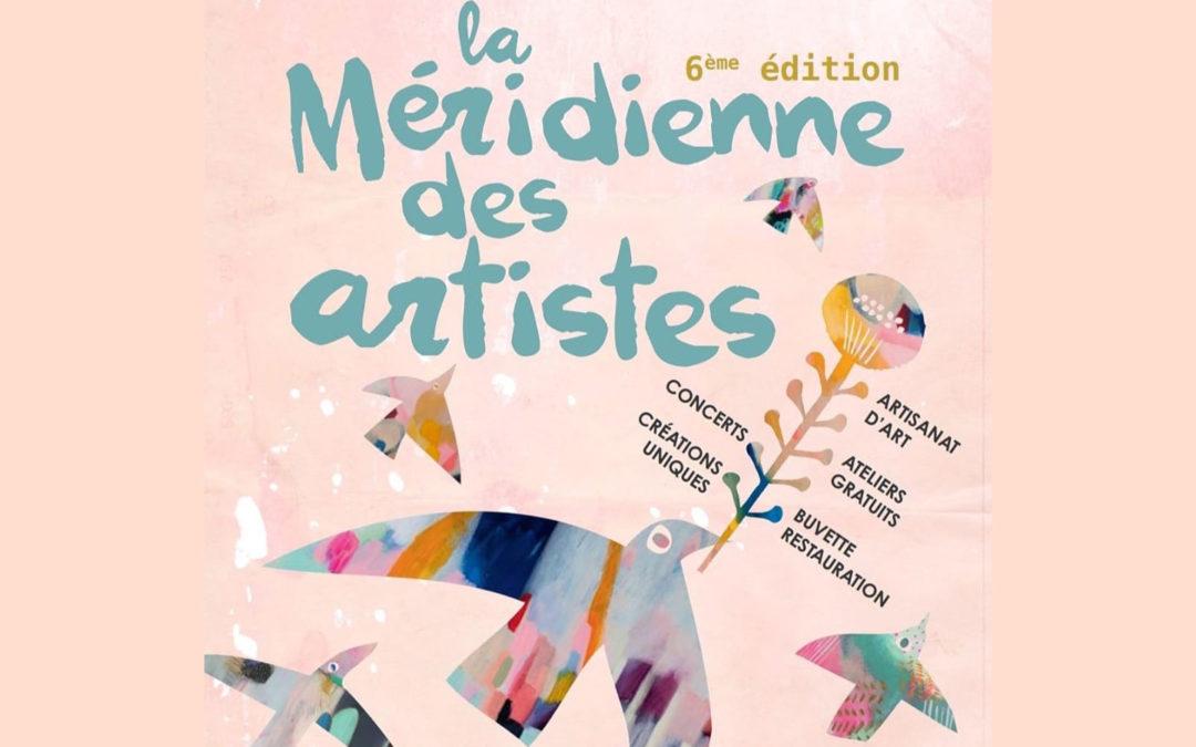Méridienne des Artistes 2019
