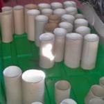 Faire des semis dans des rouleaux de papier toilette Kameleon Factory