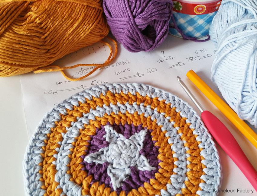 ouvrage crochet douceur