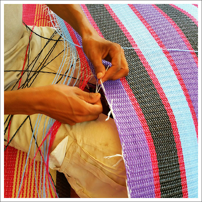 tissage tapis