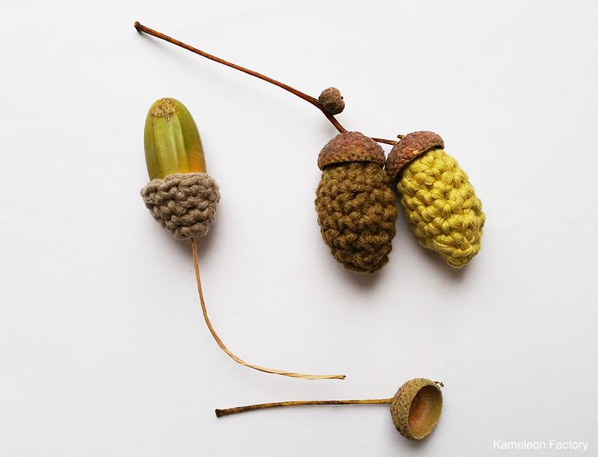 Crochet nature #1 Notre forêt
