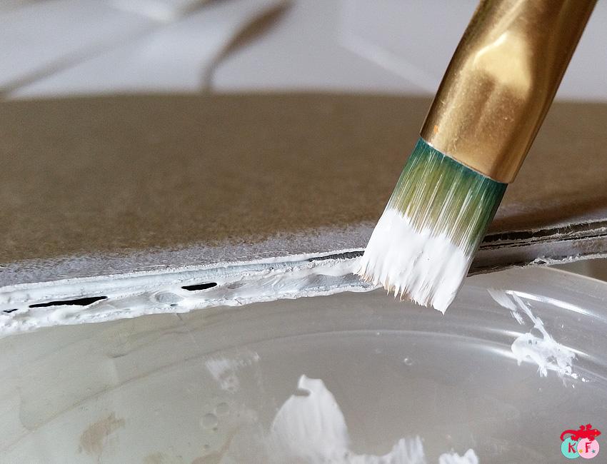 peinture panda trophée carton