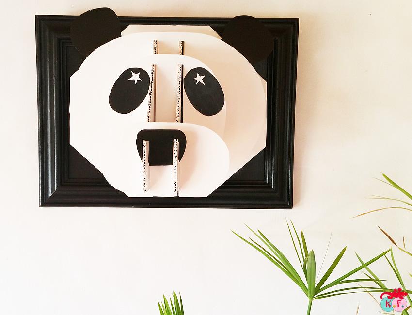 trophé panda