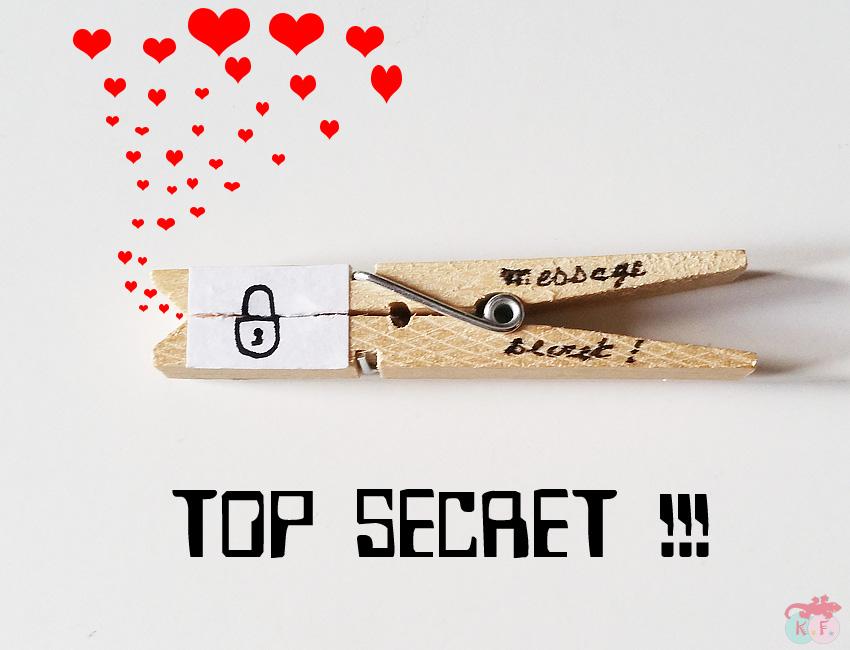 message TOP SECRET