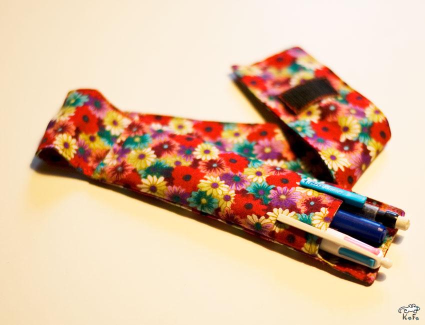 porte crayon adaptable pour les carnets nomades