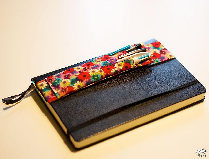 Diy Porte crayon pour carnet Bullet Journal