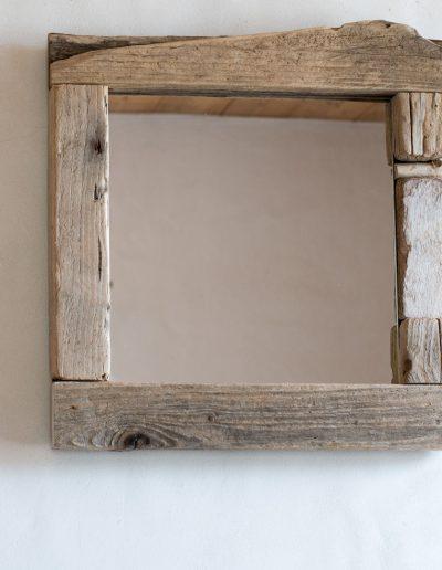 Miroir bois flottés Marco par Kameleon Factory