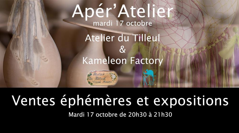 Apér'Atelier Kameleon Factory