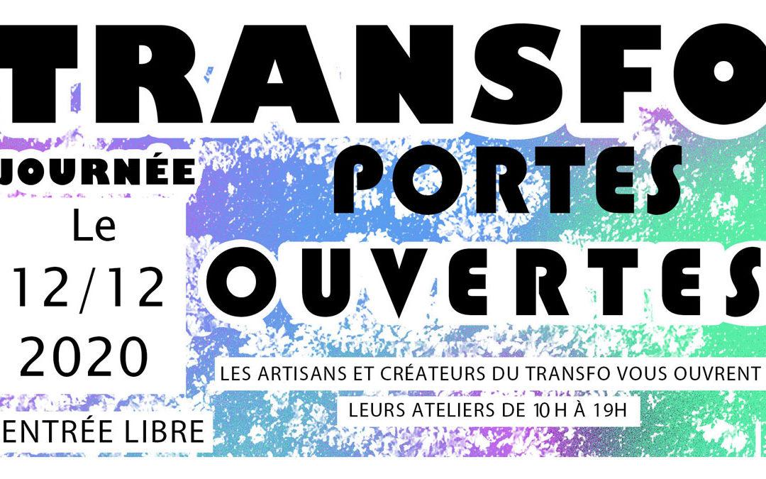 Les Ateliers du Transfo ouvrent tous leurs portes le 12/12/2020